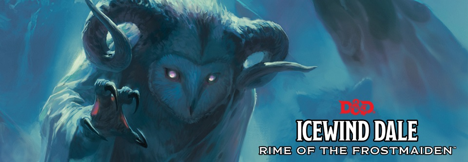 Icewind Dale Rime of the Frost Maiden